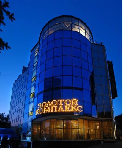 Golden Hotel, Пятигорск