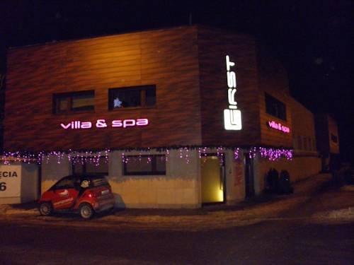 Villa & Spa, Ломянки