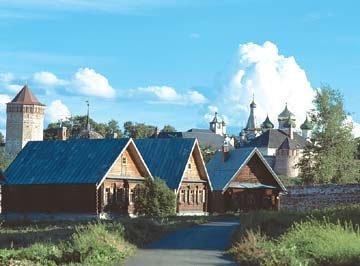Porkrovsky Monastery