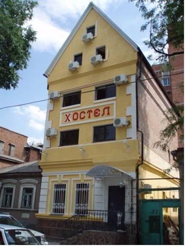 Отель Ростов
