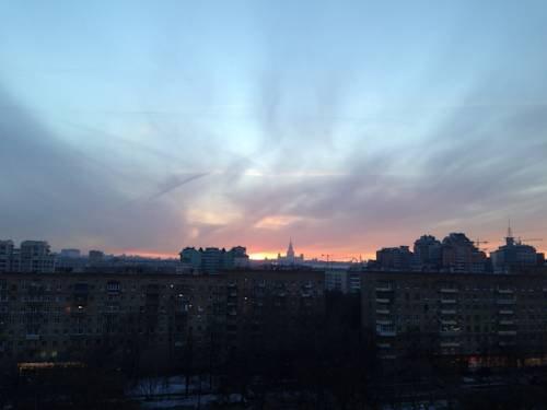 Penthouse Хостел, Москва