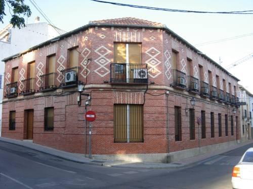 Hostal Cervantes, Вальдеморо