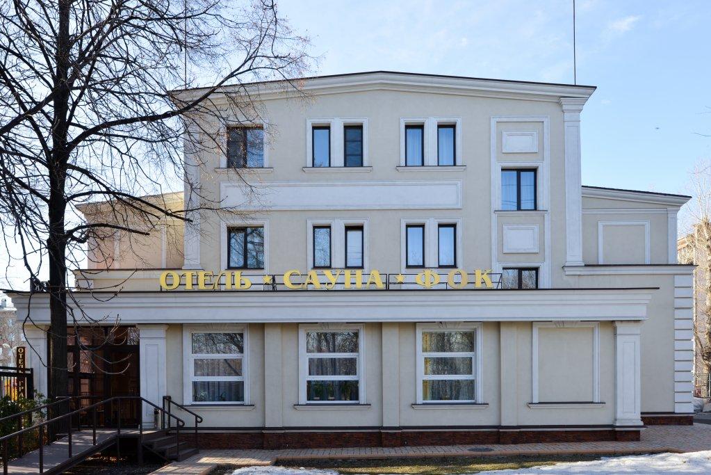 Отель Гравор, Москва