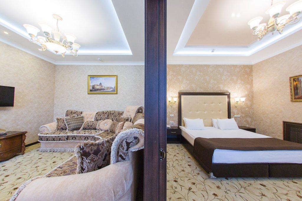 Отель Bellagio Люксы