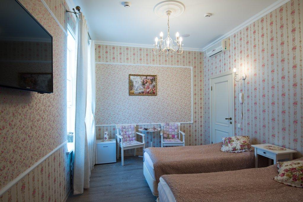 Отель Гравор Стандартные номера