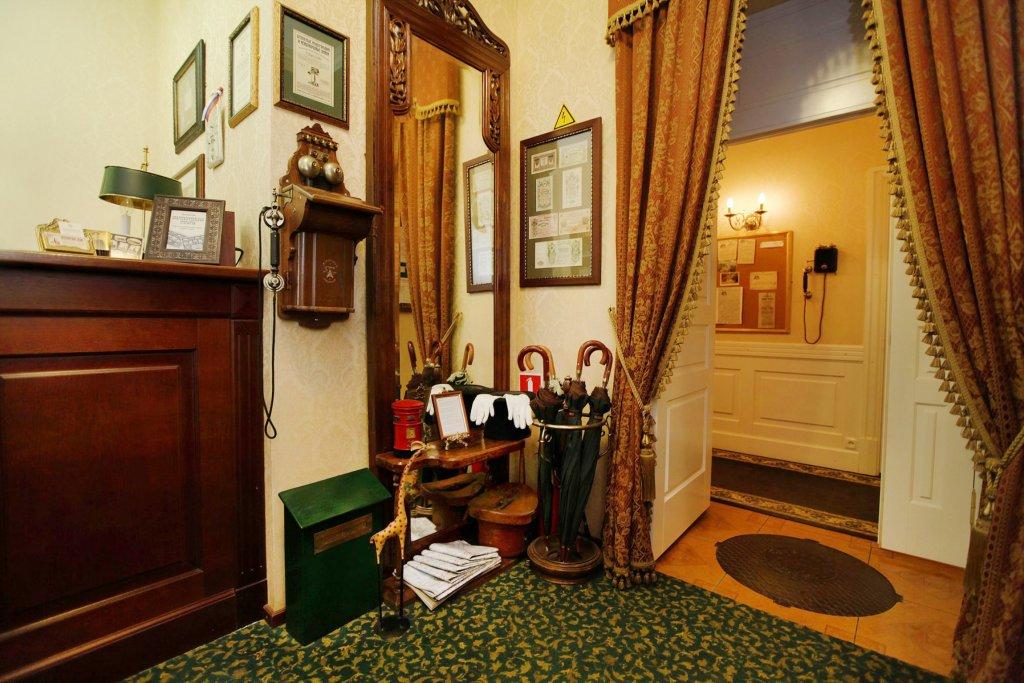 Мини-отель Серебряный век, Санкт-Петербург