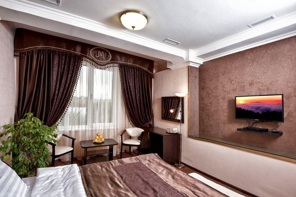 Отель Моцарт Улучшенные номера