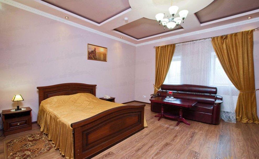 Отель Royal Стандартные номера