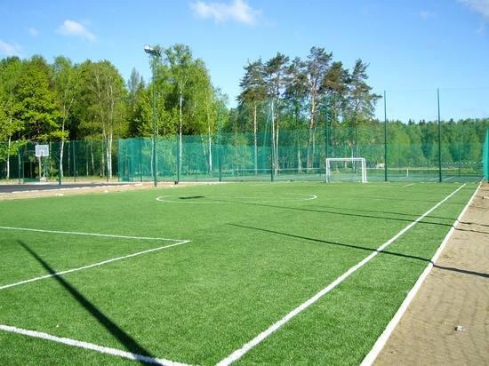 В селе Курджиново Урупского района Карачаево-Черкесии появится футбольное поле с искусственным покрытием