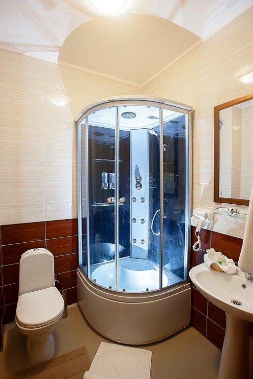 Отель Прага Улучшенные номера