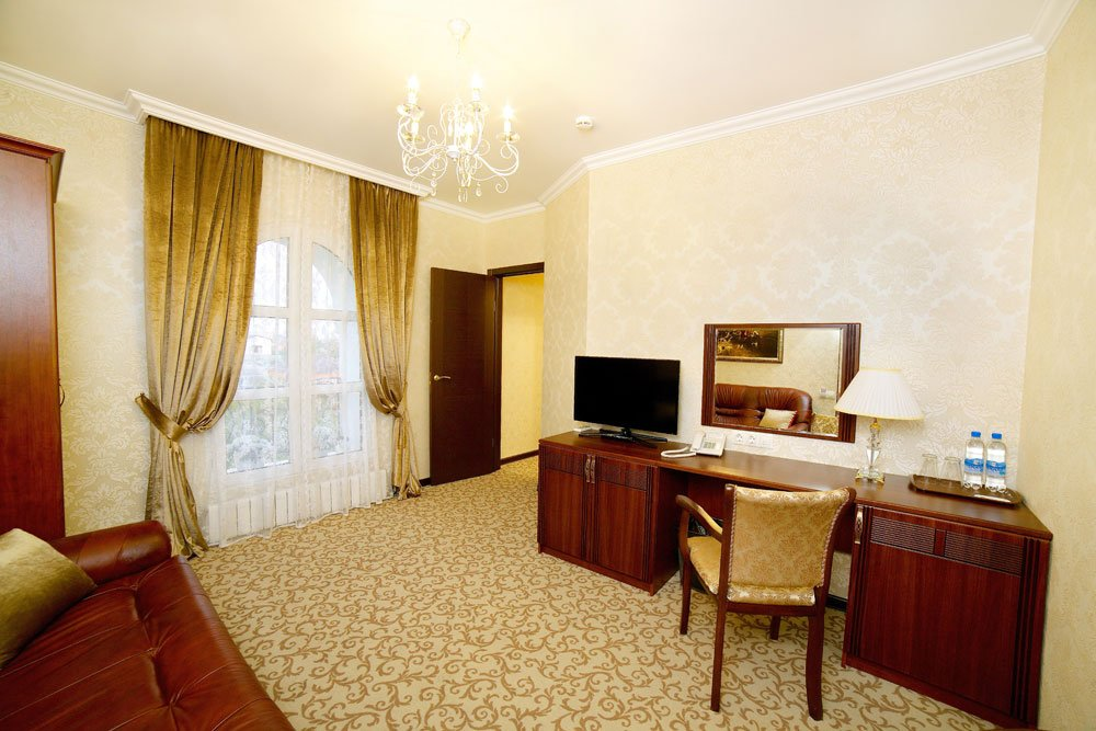Отель Villa Marina Люксы