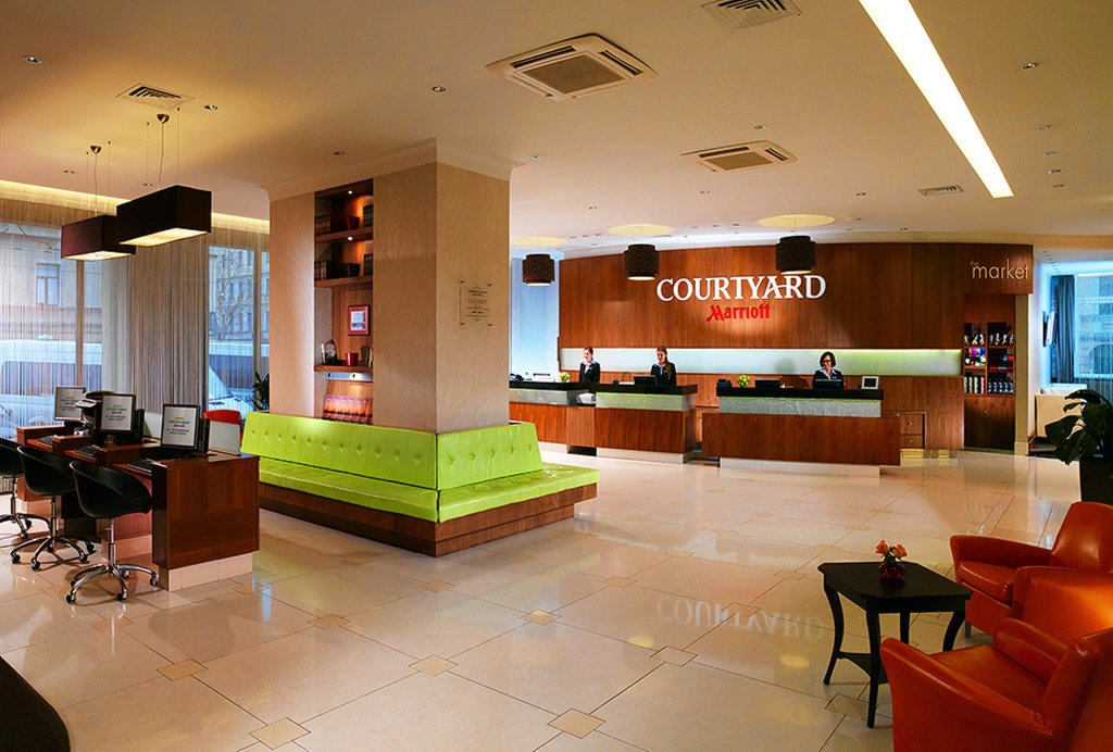 Гостиница courtyard by marriott vasilievsky 4