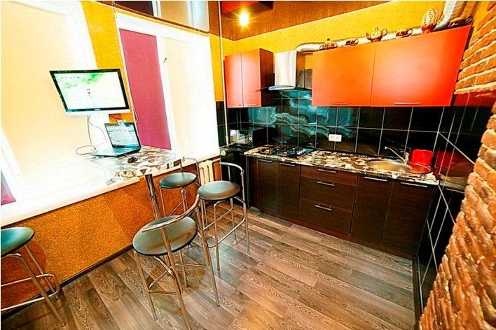 Апартаменты в центре Минска 1 Улучшенные апартаменты