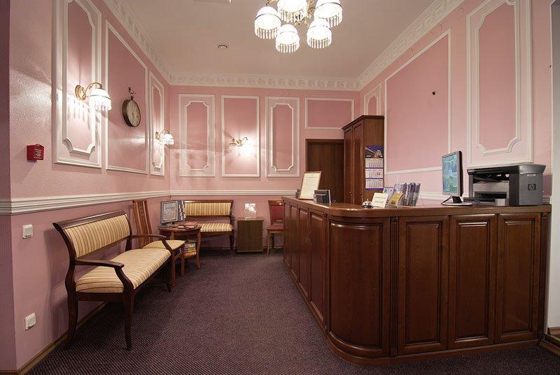 Гостиница Аврора Центральная