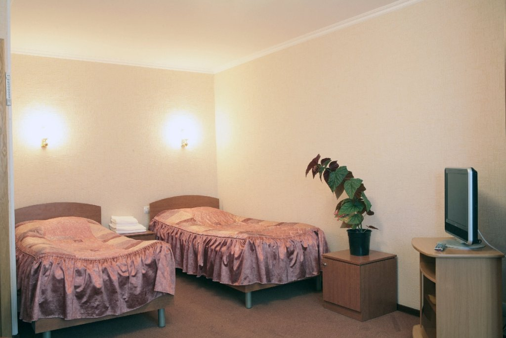 Гостиница Москвич Номера с общей ванной комнатой