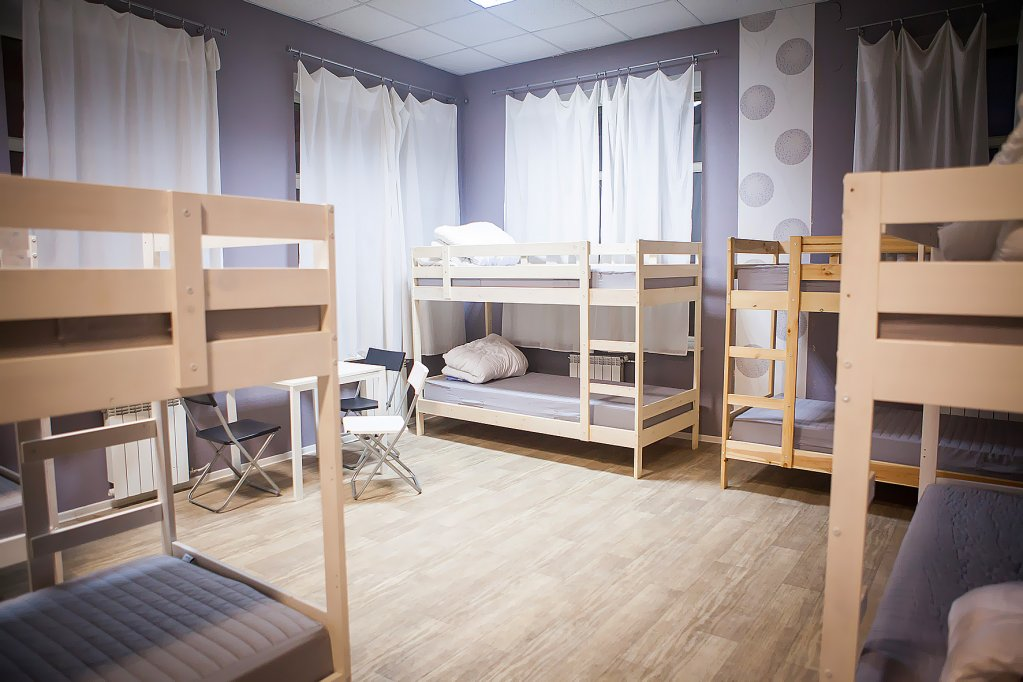 Другой Хостел Кровати в мужском общем номере
