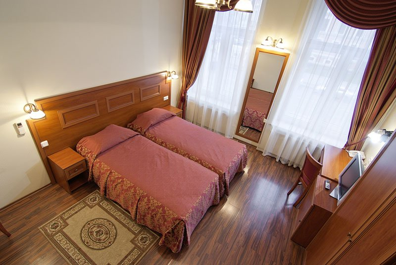 Гостиница Аврора Центральная Улучшенные номера