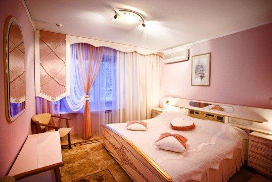 Гостиница Амакс Юбилейная Люксы