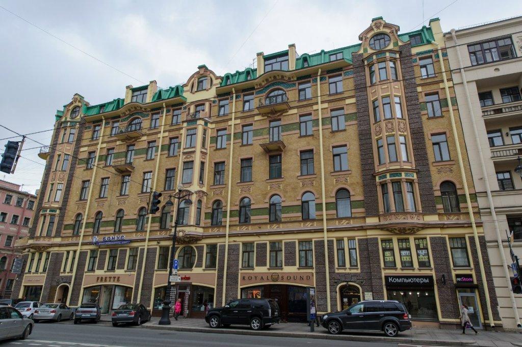 Отель Старый Невский