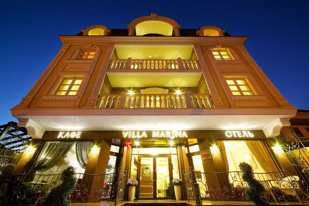 Отель Villa Marina