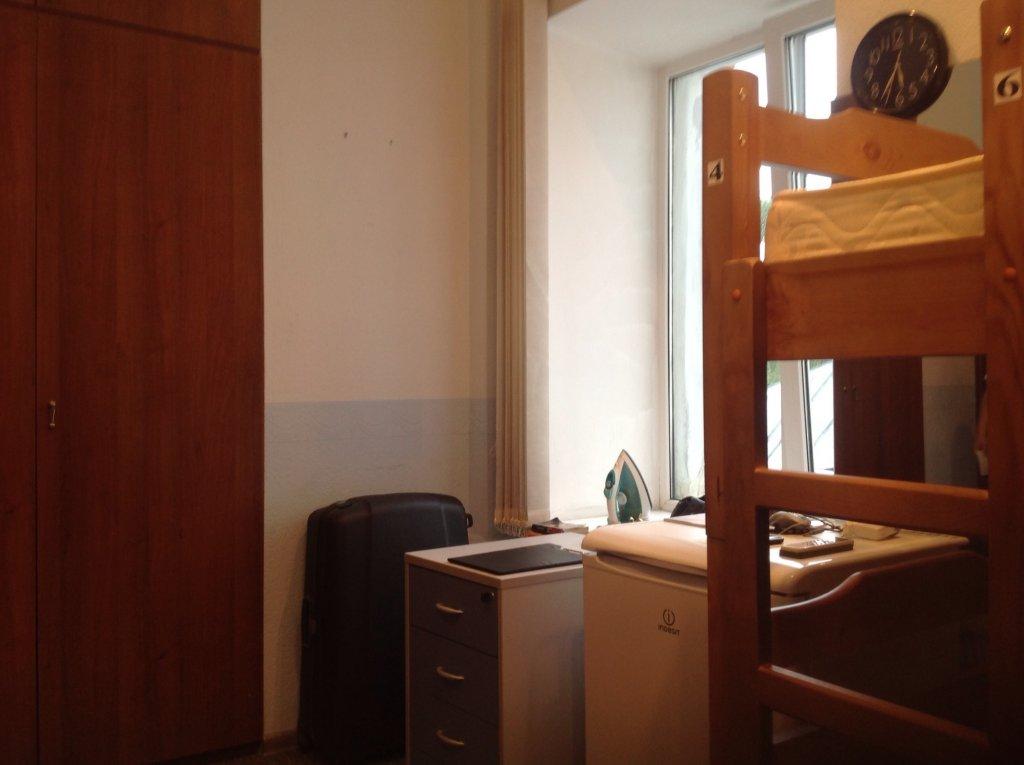 Хостел Taxim de Luxe Кровати в общем номере