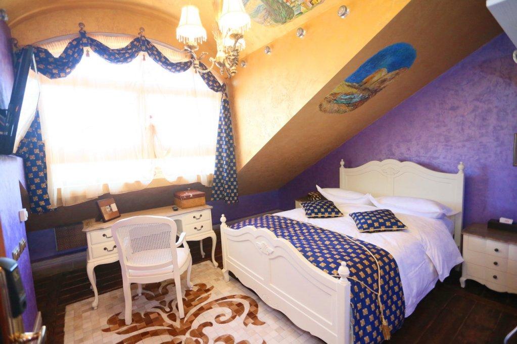 Отель Buen Retiro Hotel Стандартные номера