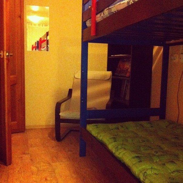Хостел I&I Кровати в общем номере