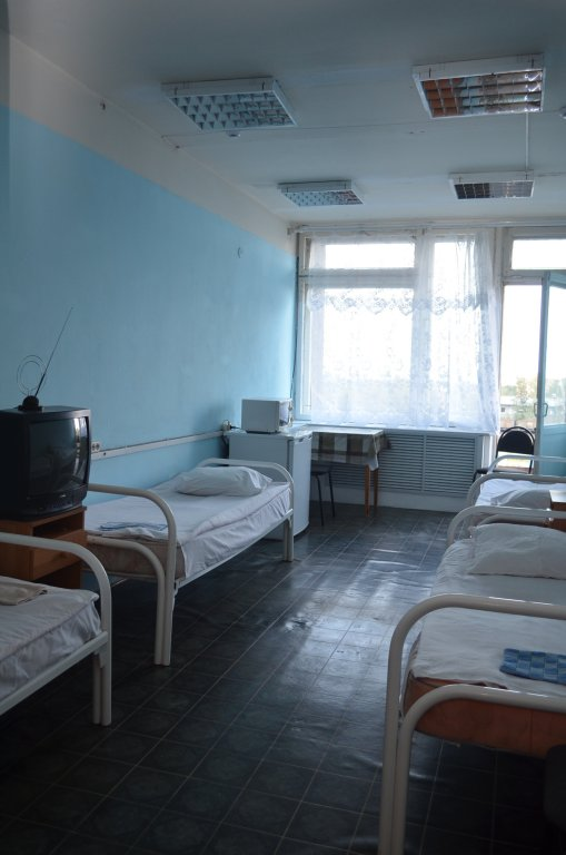 Хостел Platinum Кровати в общем номере