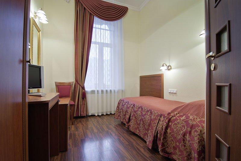 Гостиница Аврора Центральная Стандартные номера