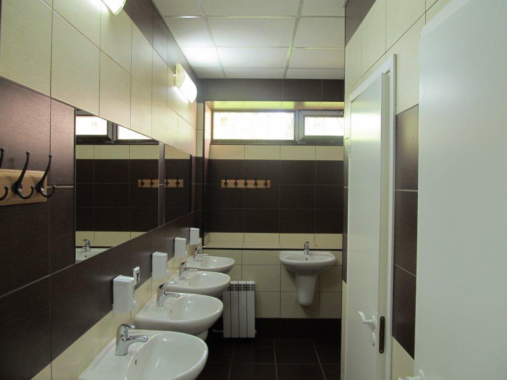 Гостиница Петрозаводск Номера с общей ванной комнатой
