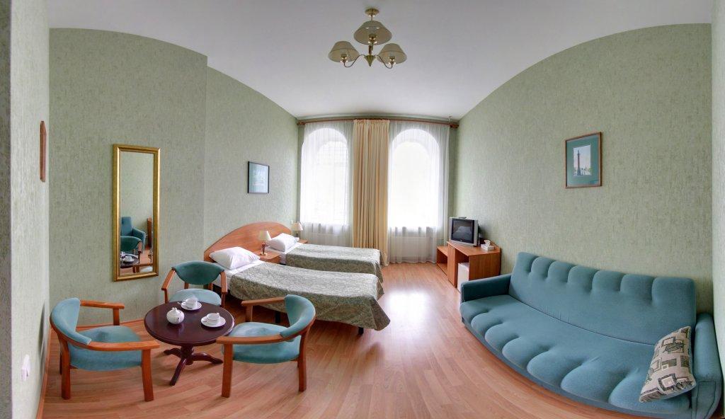 Отель Новые Комнаты Стандартные номера