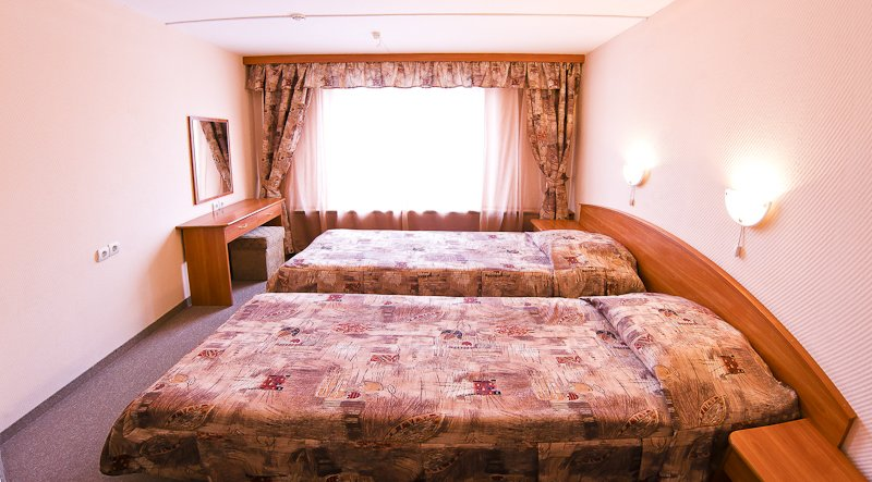 Гостиница Байкал Улучшенные номера