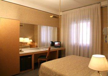 Отель Cristallo Стандартные номера