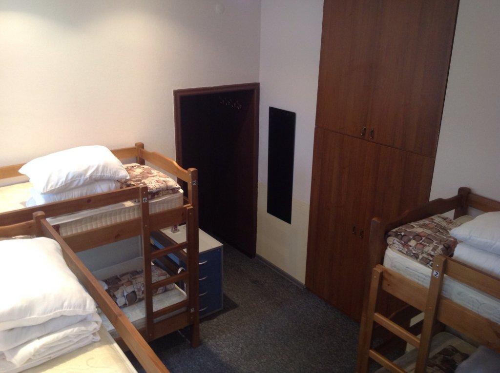Хостел Taxim de Luxe Кровати в женском общем номере