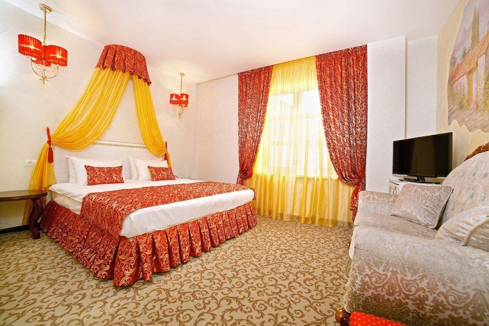 Отель Villa Marina Номера Делюкс