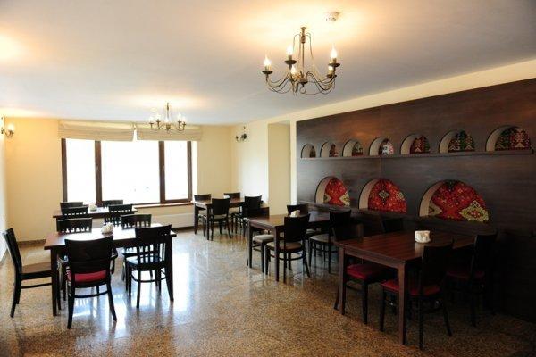 Отель Tetnuldi, Местиа