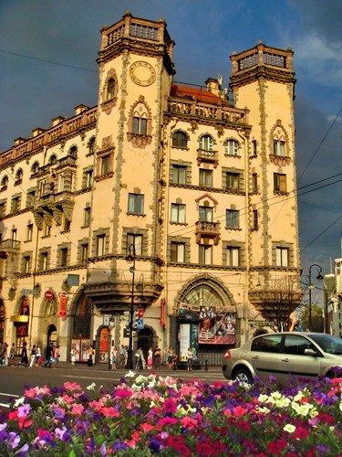 Хостел Толстой, Санкт-Петербург