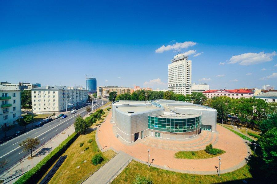 Апартаменты в центре Минска 1 Апартаменты