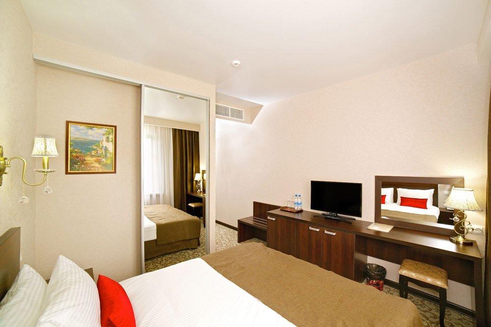 Отель Villa Marina Стандартные номера