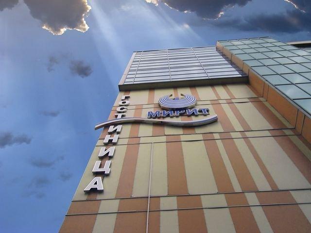 Pogostite.ru - Мирит | м. Варшавская | Парковка#1