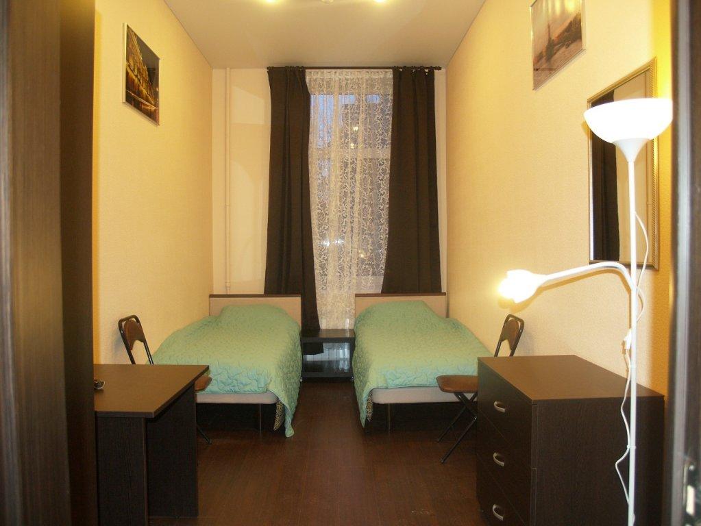 Хостел Анмар Номера с общей ванной комнатой