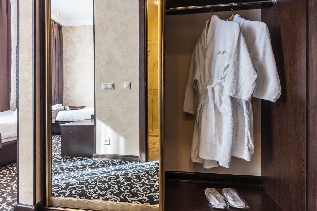 Отель Bellagio Улучшенные номера