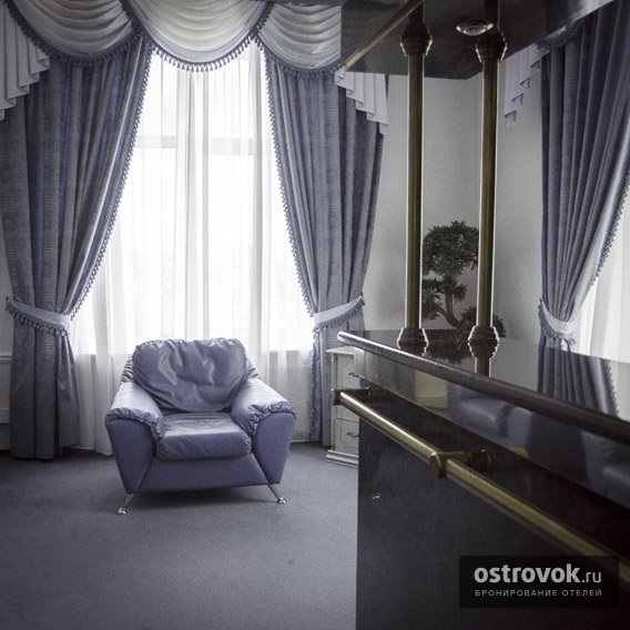 Гостиница Варшава Люксы