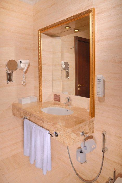 Отель Атташе Улучшенные номера