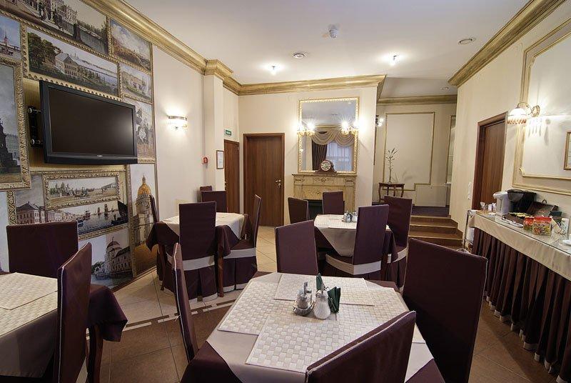 Гостиница Аврора Центральная, Санкт-Петербург