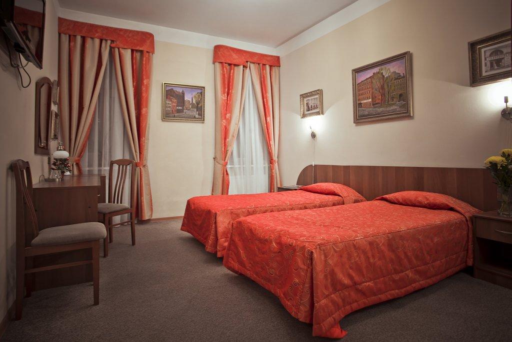 Отель Холстомеръ Стандартные номера