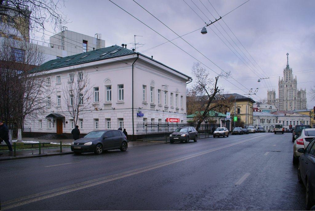 гостиницы москвы на таганке