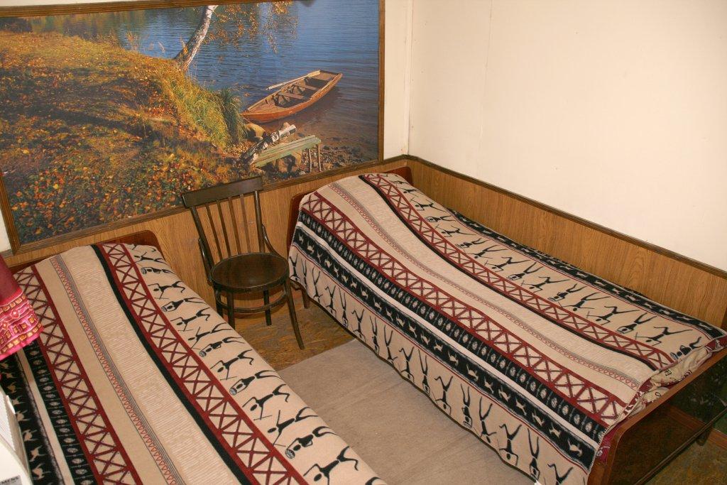 Гостевой дом Хорс Номера с общей ванной комнатой