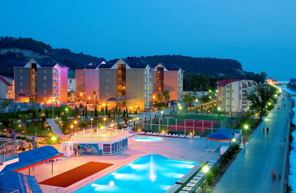 Курортный комплекс Гамма, Туапсе