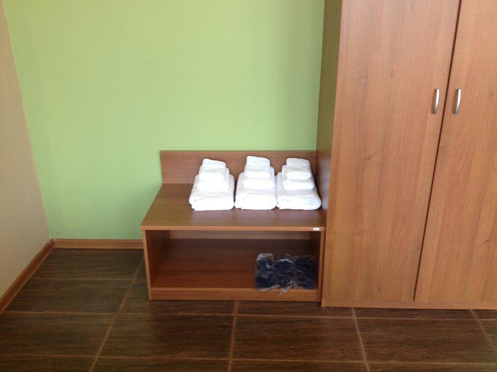 Отель Агропарк Стандартные номера